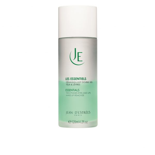 DEMAQUILLANT DOUBLE JEU 120 ml